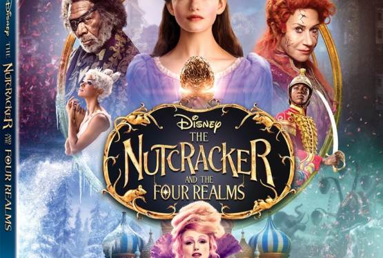 Win a Blu-ray Copy of Walt Disney Pictures' The Nutcracker and the Four Realms