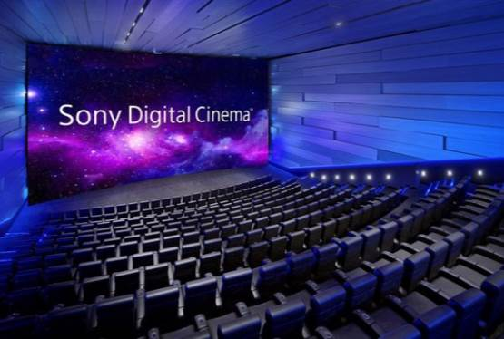 Sony Announces the World Wide Launch of Sony Digital Cinema Premium Large-format Auditorium at Galaxy Theatres' Las Vegas Location