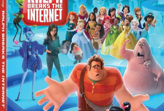 Win a Blu-ray Copy of Walt Disney Pictures'  Ralph Breaks The Internet on Blu-ray Combo Pack