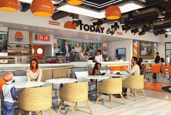 Today Cafe to Open at Universal Orlando Resort