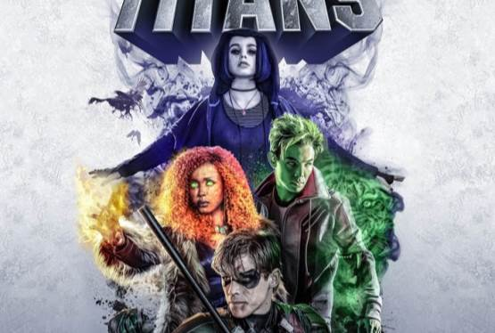 DC Titans: The Complete First Season Available on Digital on March 21, 2019