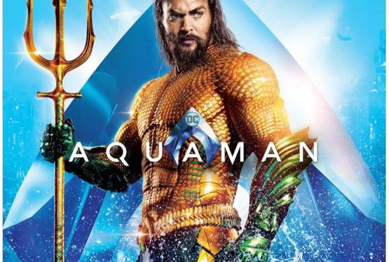 Enter For Your Chance To Win Aquaman on 4K UHD