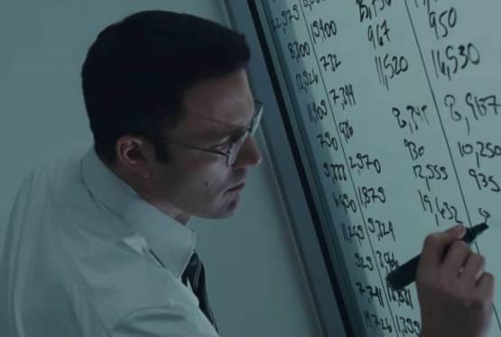 Ben Affleck Talks Accountant Sequel