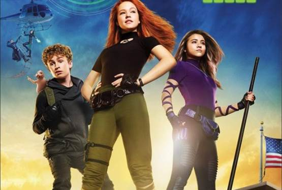 Win A Copy of Kim Possible (Live Action) On DVD From Walt Disney Studios And FlickDirect