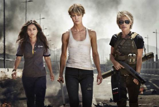 Cast of Terminator: Dark Fate to Receive CinemaCon's Ensemble Award