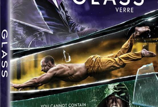 Win a Blu-ray of M. Night Shyamalan's Glass From FlickDirect and Universal Pictures