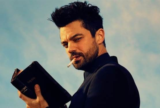 AMC's Preacher to End After Fourth Season
