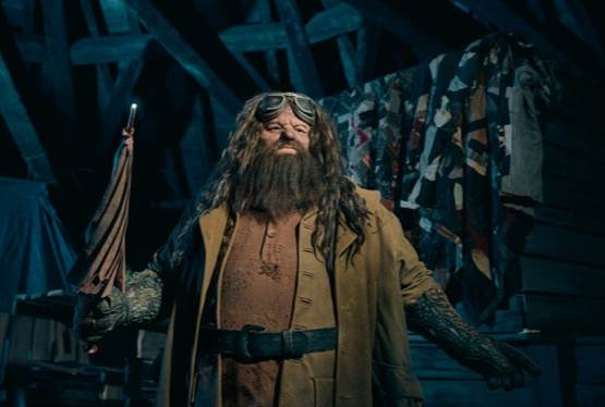 Universal Orlando Resort Reveals Photo of New Hagrid Animatronic