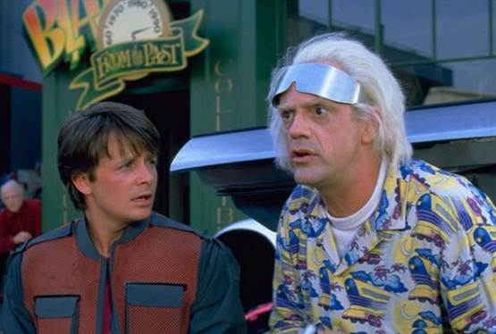 Back to the Future Musical Finally Making Its Way to the Stage