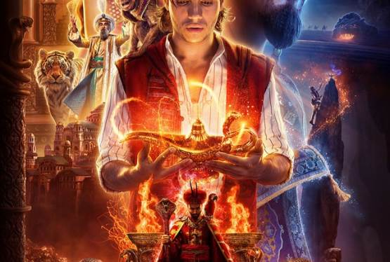 Win Complimentary Passes For Two To An Advance Screening of Disney's Aladdin
