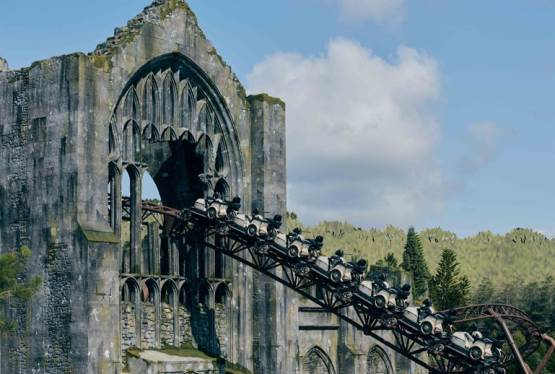 New Hagrid's Magical Creatures Motorbike Adventure Details Announced!