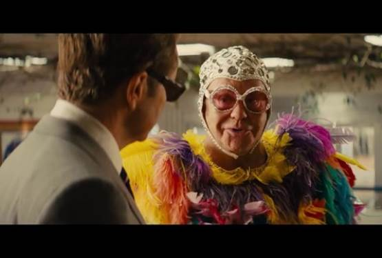 "Elton John Refused To Have His Life ""Toned-Down"" in Rocketman"