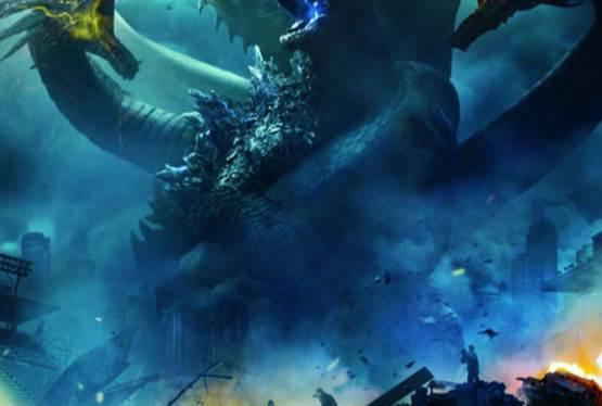 Godzilla Making His Way to San Diego Comic-Com