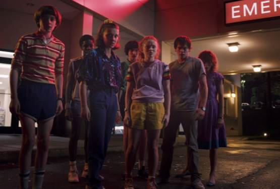 Stranger Things Season 3 Smashes Streaming Records