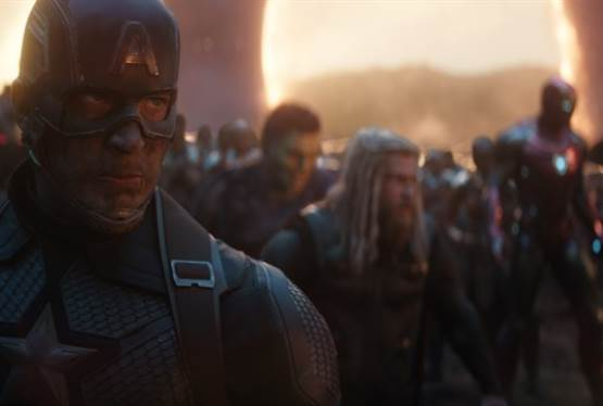 Avengers: Endgame Highest Grossing Film of All Time
