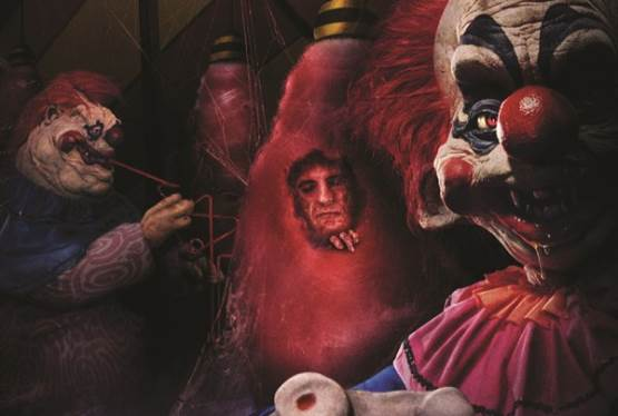 Universal Studios Announces Killer Klowns Maze at Halloween Horror Nights