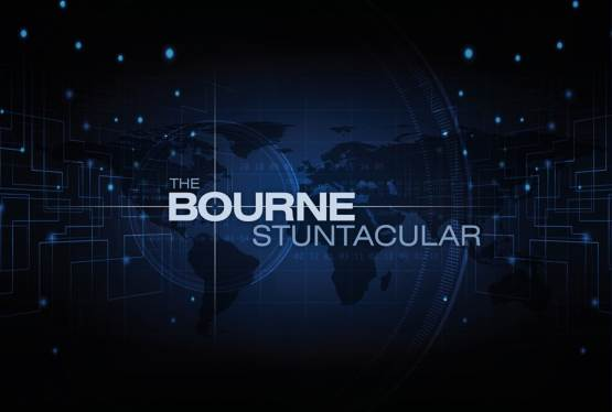 New Bourne Stuntacular Coming to Universal Resort