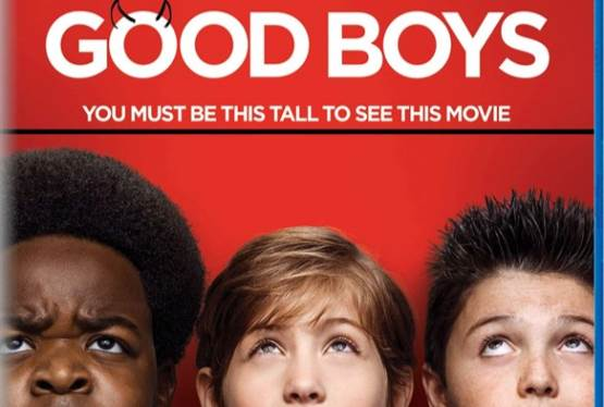 Get a Free Copy of Good Boys on Blu-ray Combo Pack
