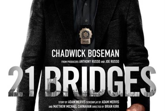 Win Passes To An Advanced Screening of 21 Bridges in Florida