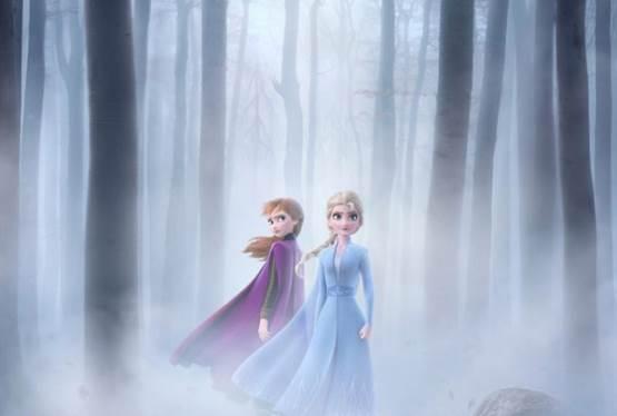 Frozen II Breaking Pre-Sale Records