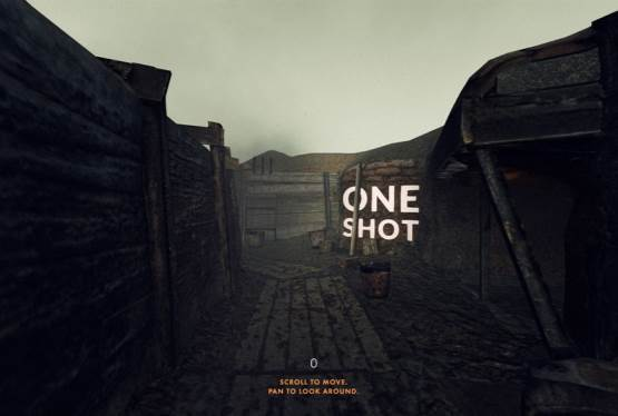 Experience 1917's Trenches in Augmented Reality