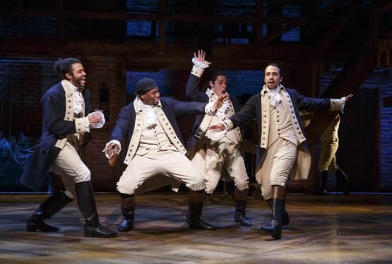 Disney to Bring Broadway Blockbuster Hamilton to the Big Screen
