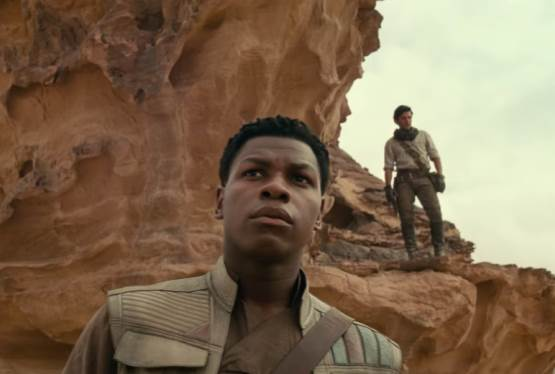John Boyega Signs Deal with Netflix