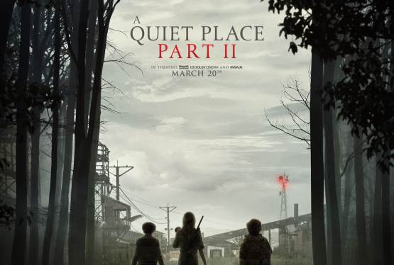 See A QUIET PLACE II  Early In Miami, Florida
