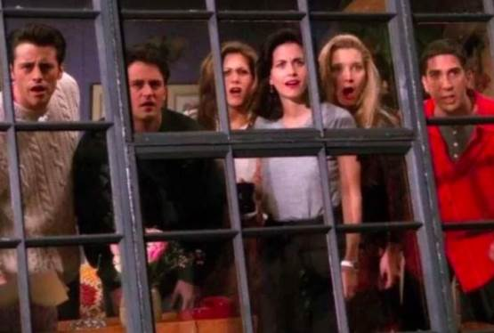 Friends Reunion for HBO Max is Delayed