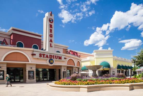 Movie Theatres to Be Part of Opening Up America Again