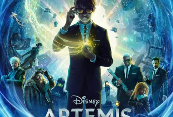 Artemis Fowl Coming to Disney Plus June 12