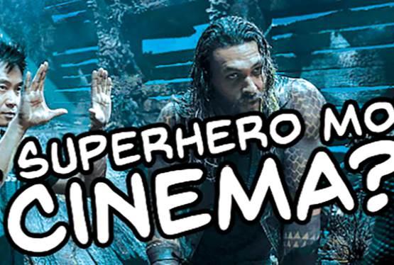 Film Spark Special Superhero Live Streams Q and A Continue Tonight