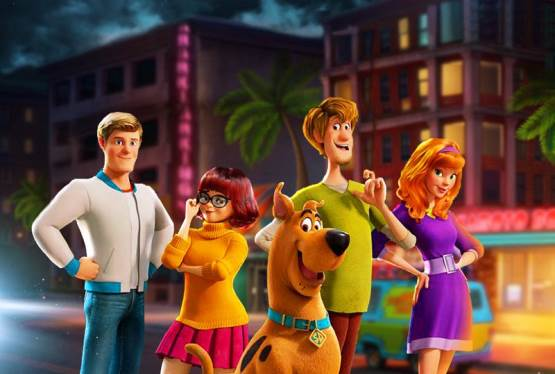 Scoob Film Skipping the Theaters Heading Direct to Digital