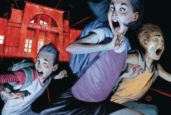 R.L. Stine's Just Beyond Coming to Disney Plus as Series