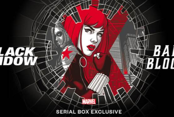 Black Widow: Bad Blood Sweepstakes Presented by Loot Crate and Serial Box