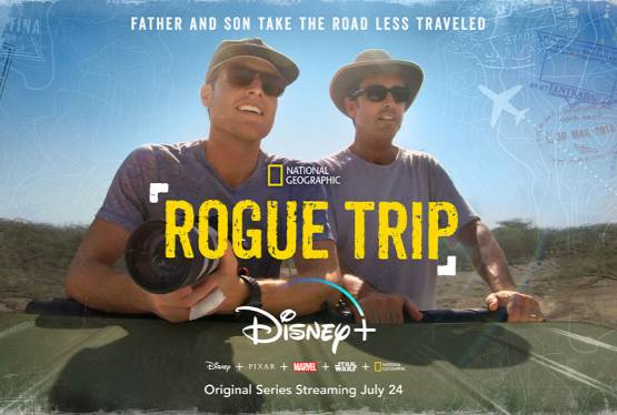 Bob and Mack Woodruff to Star in Disney Plus Series Rogue Trip