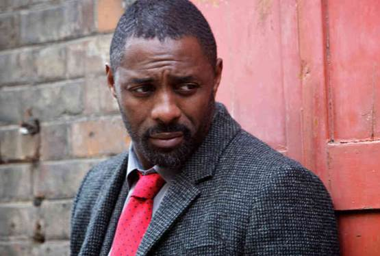 Idris Elba Talks About Upcoming Luther Film