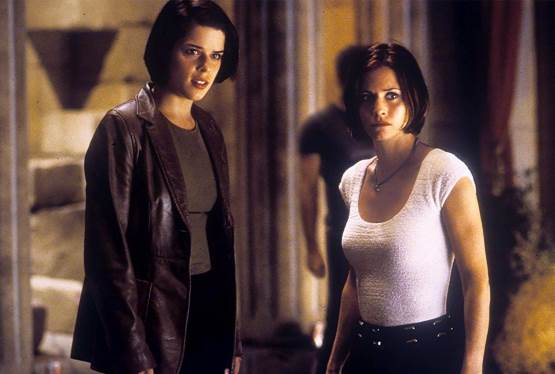 Courtney Cox to Return for Fifth Scream Film