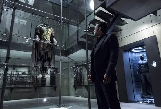 Ben Affleck to Star as Batman in The Flash