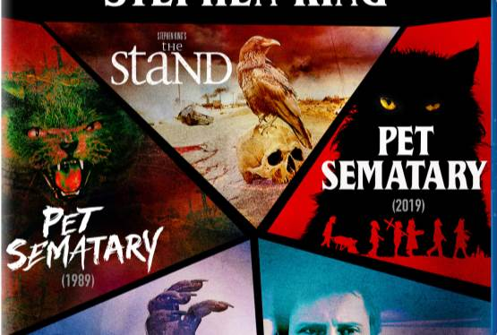 Paramount Offers A Brand New Five Blu-ray Stephen King Collection For Sale This Week