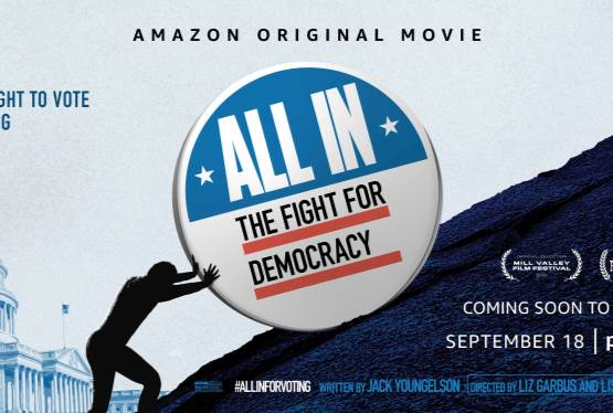 All In The Fight for Democracy to Stream for Free on Amazon Prime