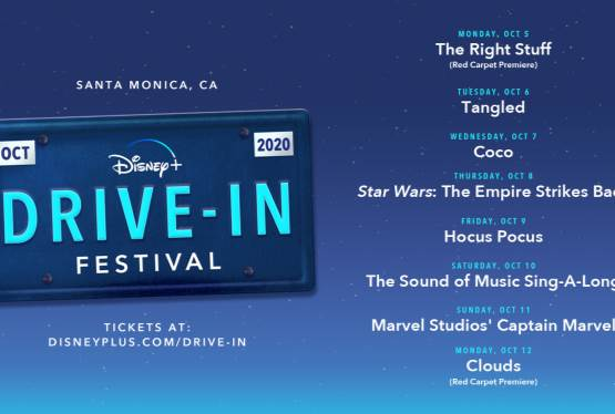 Disney Plus Drive-In Festival to Take Place in Santa Monica
