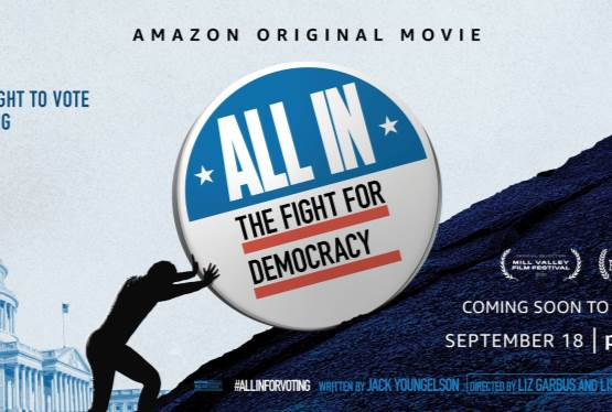 All In The Fight for Democracy to Stream for Free on YouTube