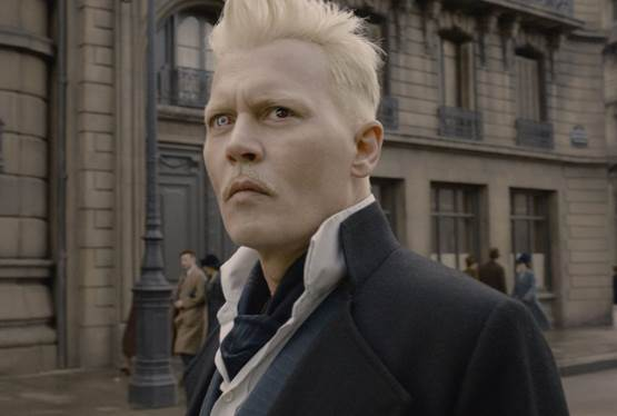 Johnny Depp Cut from Future Fantastic Beasts FIlms