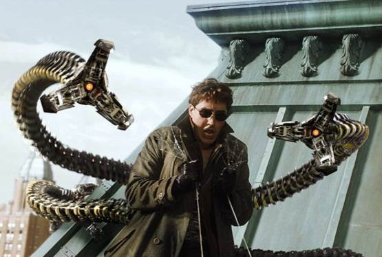 Alfred Molina to Reprise Role as Doctor Octopus in Next Spider-Man Film