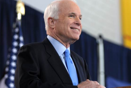 John McCain Biopic in the Works from Stampede Ventures
