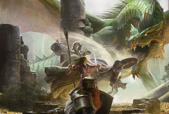 Dungeons and Dragons TV Series in Development