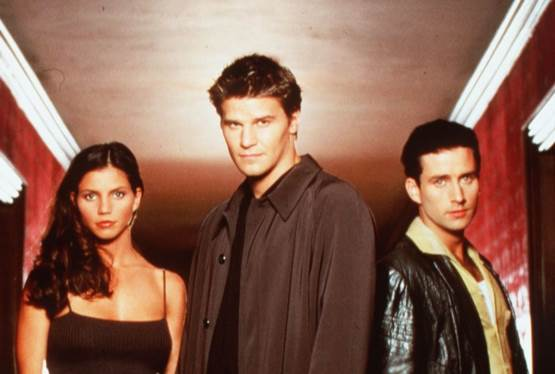 Buffy and Angel Start Charisma Carpenter Speaks Out Against Joss Whedon