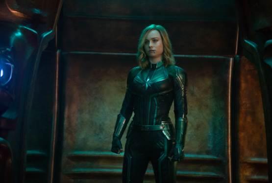 Zawe Ashton Joins Cast of Captain Marvel 2