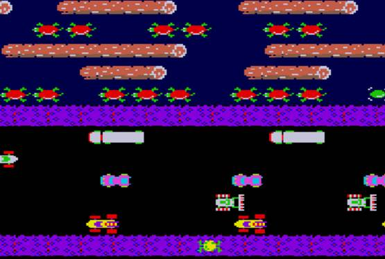 Frogger to Become New Series on Peacock